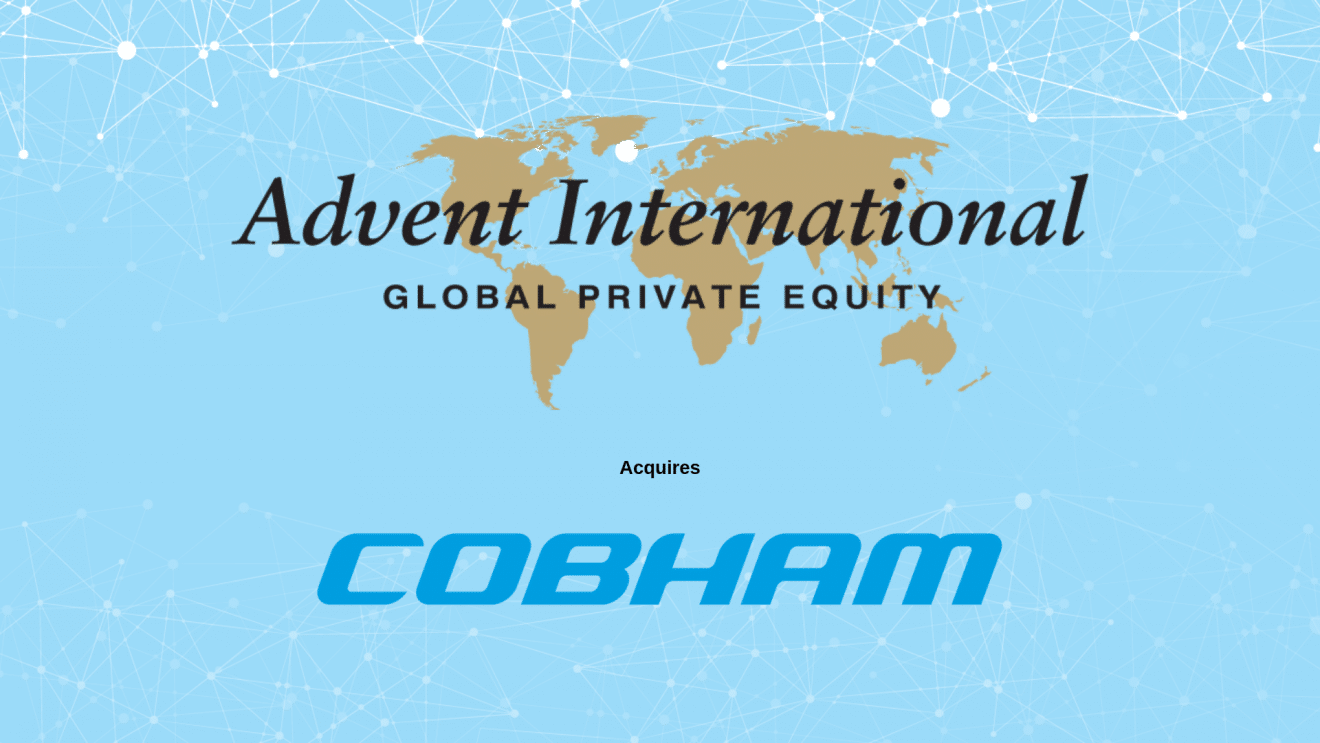Private equity group buys Cobham in £4bn deal