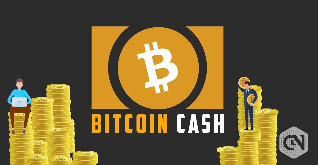 Bitcoin Cash Price Analysis Bitcoin Cash Bch Price Back To 400 -