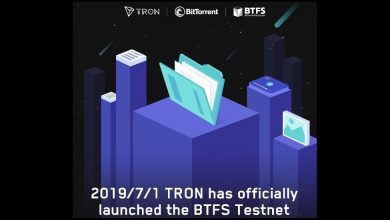 Photo of BTFS Testnet Gets Officially Launched By TRON