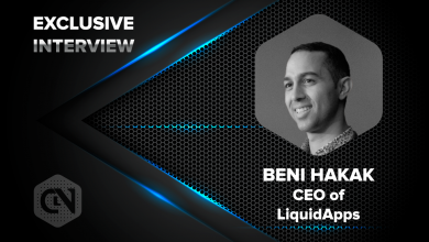 Photo of CEO of LiquidApps, Beni Hakak Speaks Exclusively With CryptoNewsZ