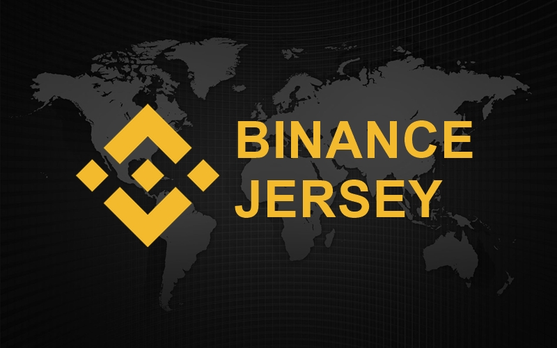 Binance Jersey Gets Proprietary GBP