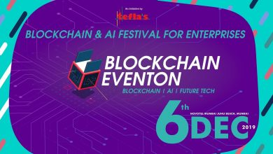 Photo of Don't Miss the Blockchain & AI Festival for Enterprise, Blockchain Eventon; Save the Date December 6 ,2019
