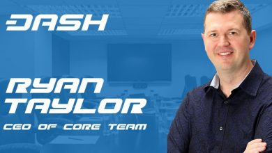 CEO of Dash - Ryan Taylor