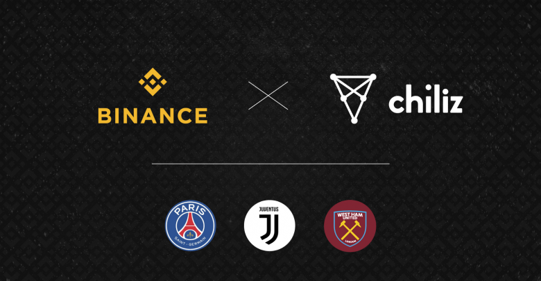 Chiliz Token On Binance DEX