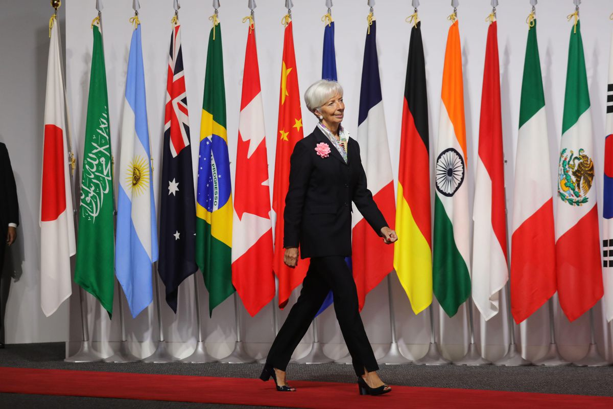 Christine Lagarde Nominated As Next President Of European Central Bank