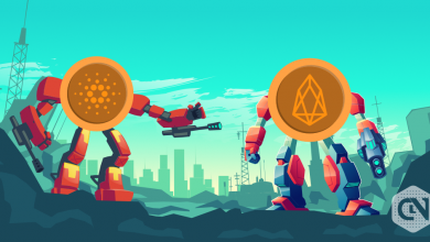 Photo of Cardano Vs. EOS: Cardano (ADA) Soars By 5% While EOS Gains By 6% Since Yesterday