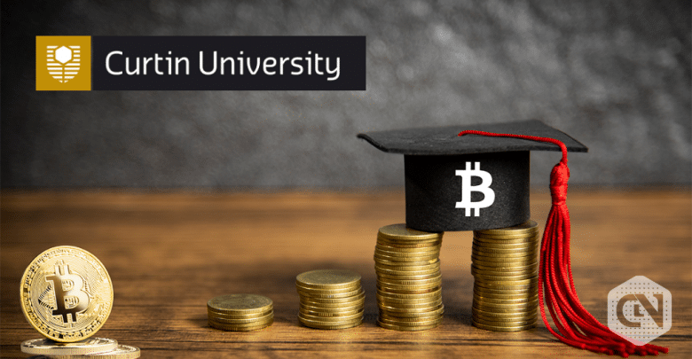 Curtin Uni. launches cryptocurrency-based PhD scholarship fund