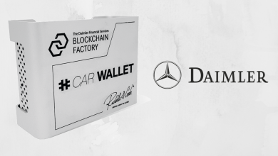 Daimler Will Produce a Crypto Hardware Wallet