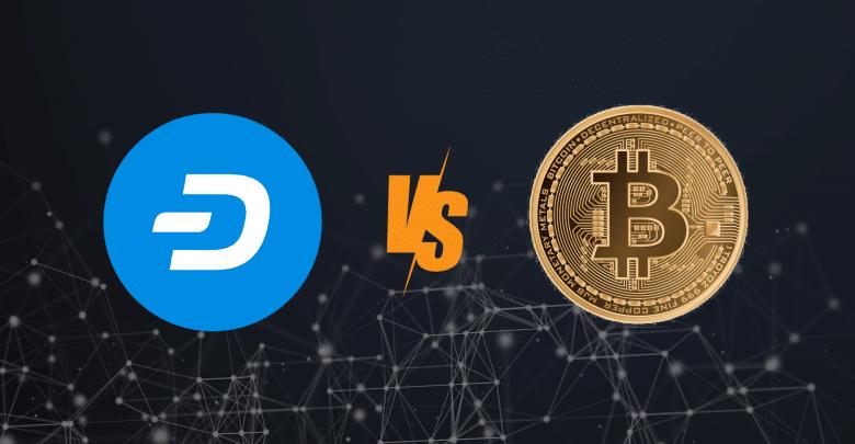 bitcoin vs dash