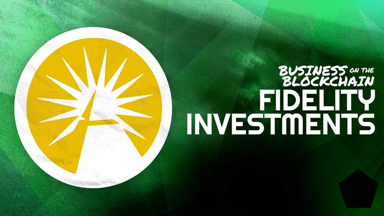 Fidelity International Is Exploring Blockchain