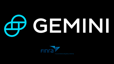 Gemini applied for Broker-Dealer license with FINRA