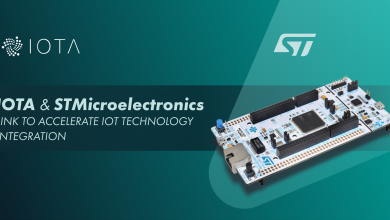 Photo of IOTA Collaborates with STMicroelectronics to Speed Up Blockchain Integration with IoT