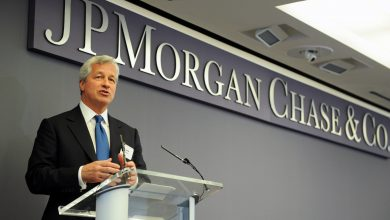 Jamie Dimon - JP Morgan's CEO
