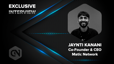 Photo of Exclusive Interview With Jaynti Kanani, Co-founder and CEO of Matic Network