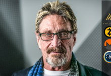 John McAfee - Apollo, ZCash, Monero, Docademic