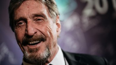 Photo of In The Wright-McAfee Feud, McAfee Seems To Have The Last Laugh After Wright Melts Down