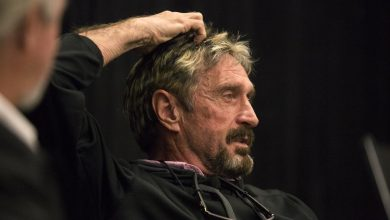 Photo of John McAfee Lands In London, Mulls Over Running For US President And UK Prime Minister