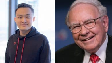 Justin Sun Lunch With Warren Buffett