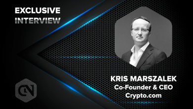 Photo of In conversation with Kris Marszalek, Co-Founder and CEO of Crypto.com