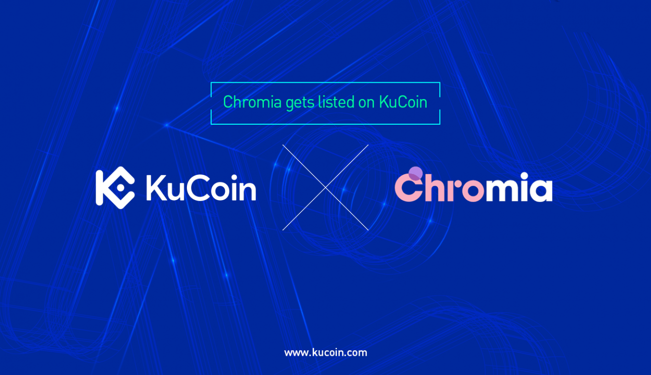 KuCoin Becomes A Chromia Network Provider