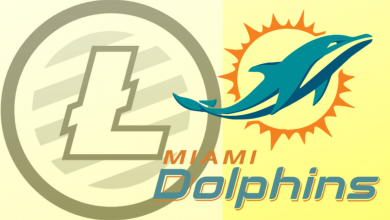 Litecoin is Now Miami Dolphins