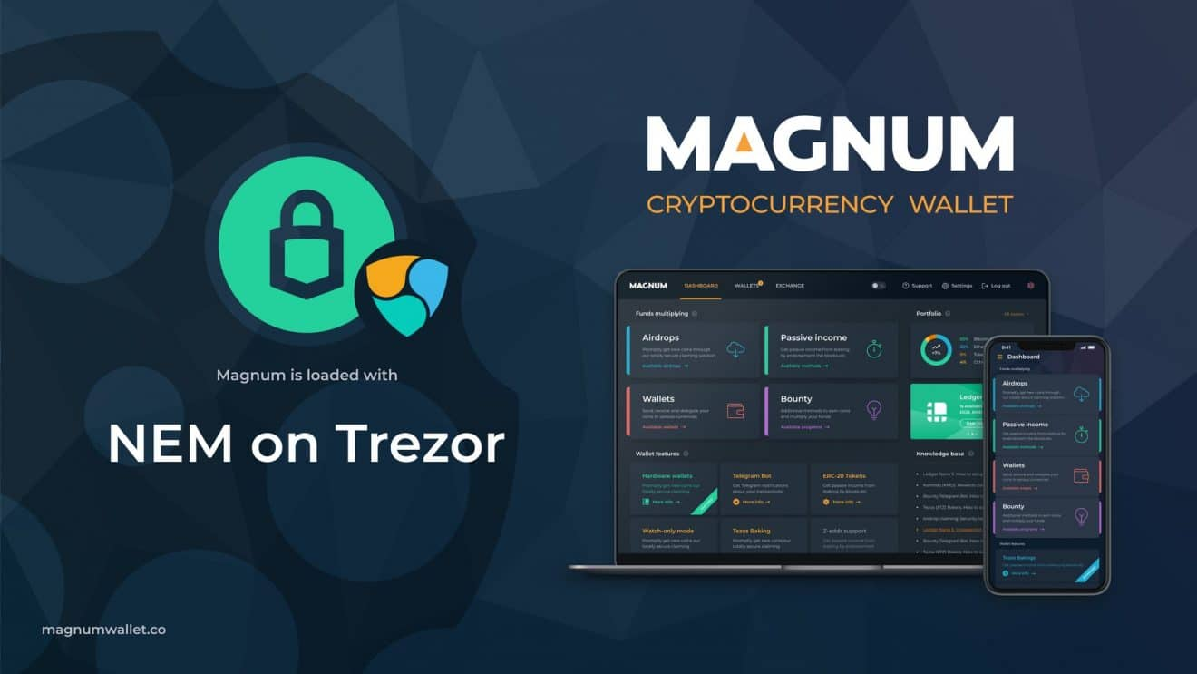 cryptocurrency supported by trezor