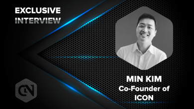 Photo of Co-Founder of ICON, Min Kim Speaks Exclusively With CryptoNewsZ