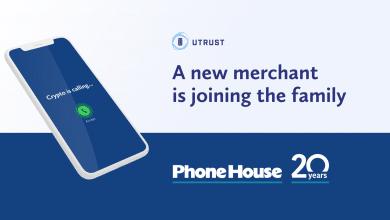 Photo of Giant European Retailer Phone House To Accept Crypto Payments Via UTRUST