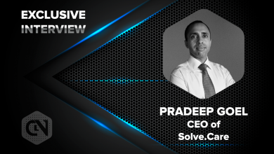 Photo of CEO of Solve.Care, Pradeep Goel Speaks Exclusively With CryptoNewsZ