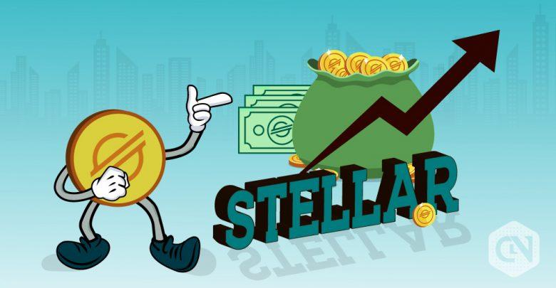XLM Stellar coin