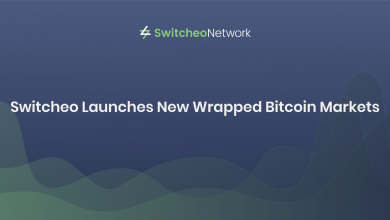 Switcheo Unveils Wrapped Bitcoin Markets