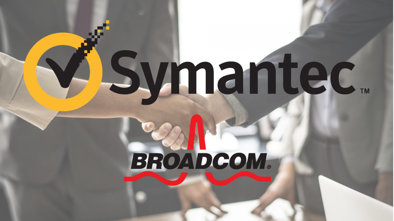 Broadcom is in 'advanced talks' to buy Symantec for $15bn