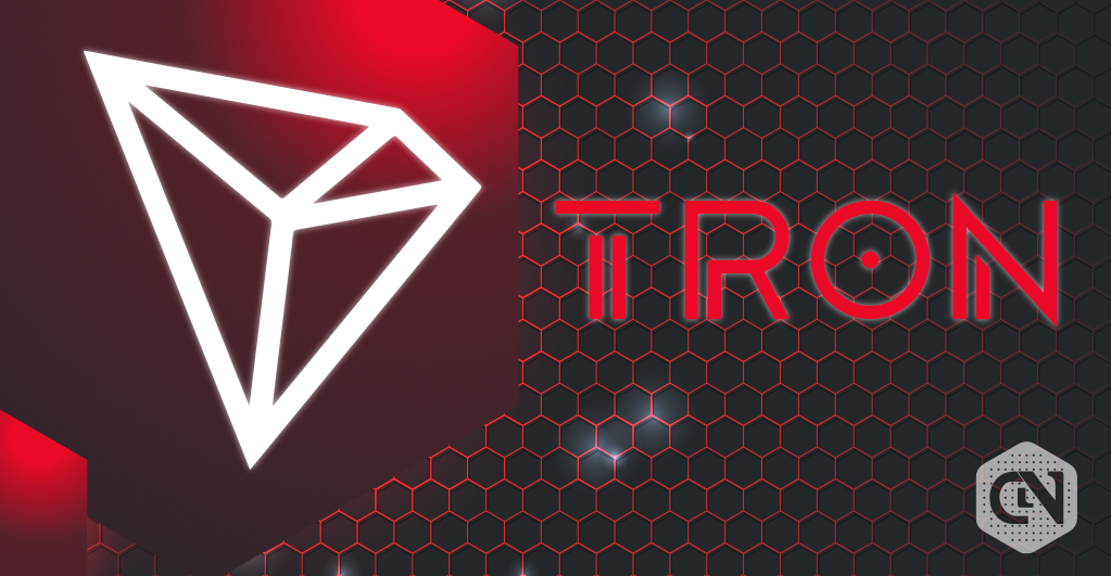 who owns tron cryptocurrency