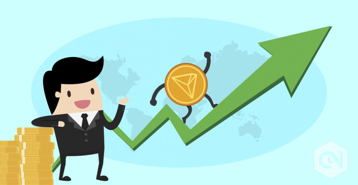 trx cryptocurrency price target