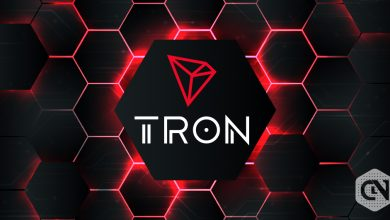 Photo of With Just Team Joining Tron, TRX Registers 8.67% Gains In A Day