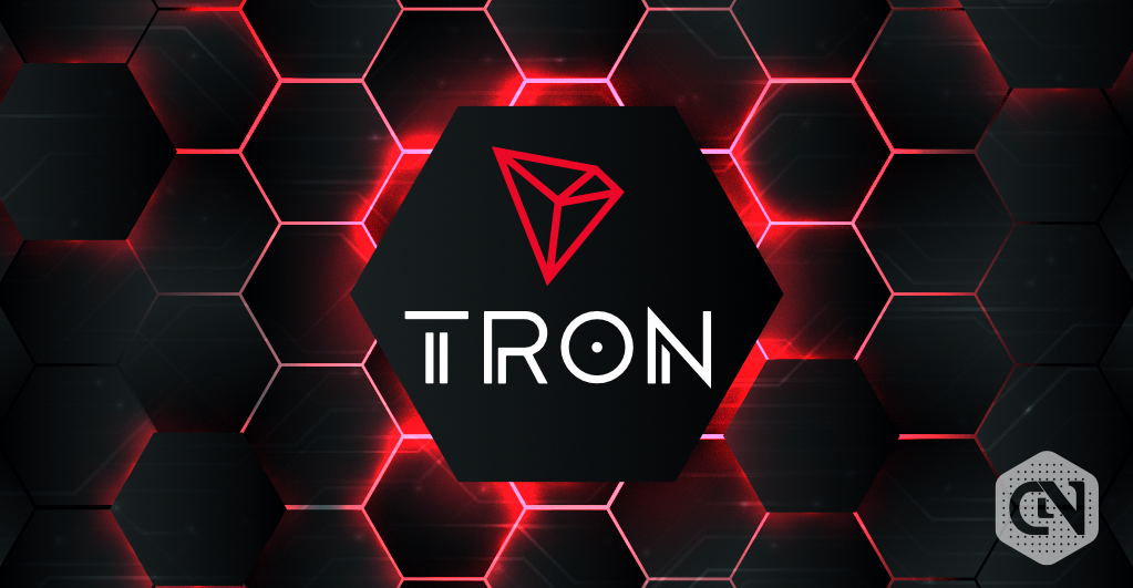 With Just Team joining Tron, TRX registers 8 67% gains in a day