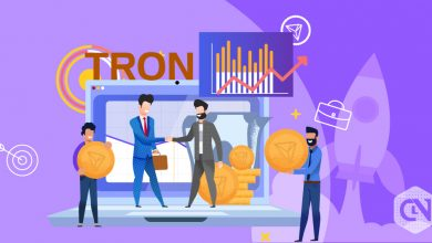 Photo of Tron Price Analysis: Tron (TRX) drops by 12% in the intraday movement; hovers at $0.028