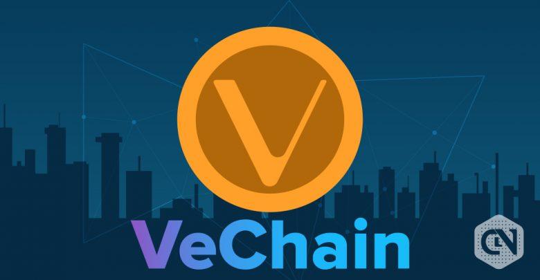 Стоимость VeChain