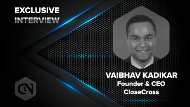 Photo of In conversation with Vaibhav Kadikar, Founder and CEO of CloseCross