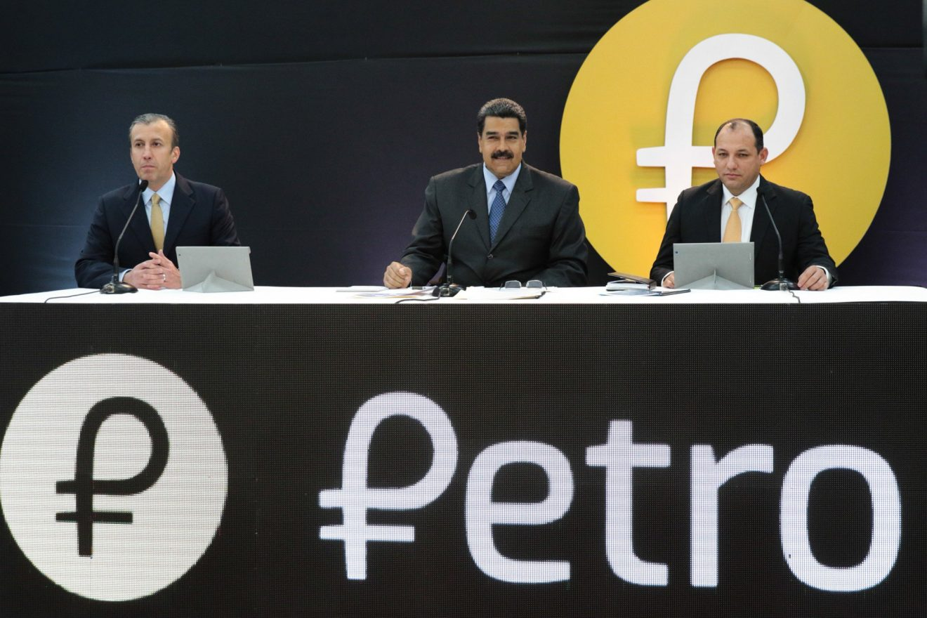 Venezuela Government Orders The National Bank To Accept Petro