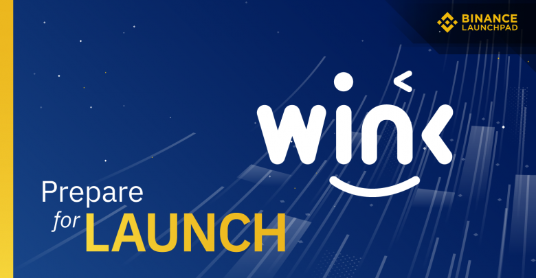 WINk Becomes First dApp, Based on TRON Network to Launch Token on Binance Launchpad