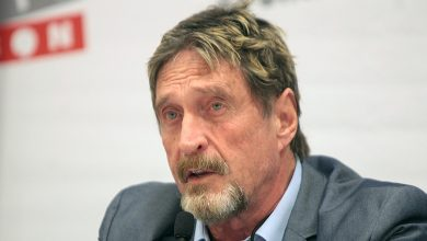 John McAfee goes Missing