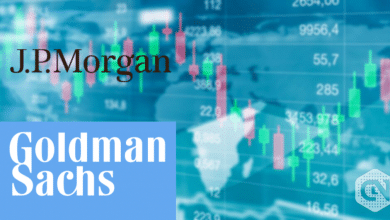 Photo of Banking Giants JP Morgan and Goldman Sachs Caution against Chinese Stocks as Trade War Continues