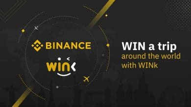 Binance - $WIN Trading Competition