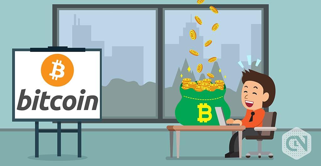 Bitcoin Price Analysis: Bitcoin Slumps 5% Since Yesterday, Trades