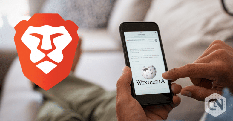 Brave Browser Creates Buzz by Making Wikipedia a Verified Publisher