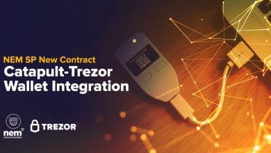 Catapult Trezor Wallet Integration
