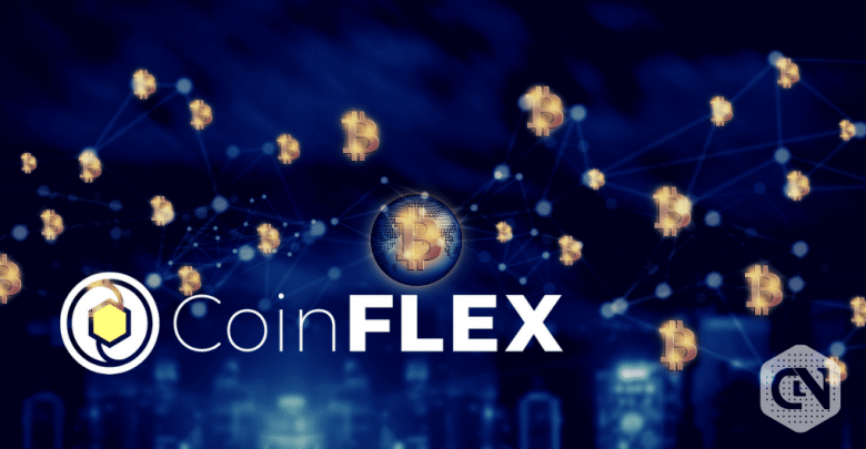 CoinFlex Obtains 10M Dollars in Funding for BTC Futures Settlements