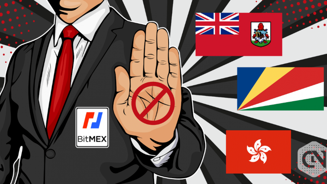 BitMEX Adds Hong Kong, Bermuda, and Seychelles to Trade