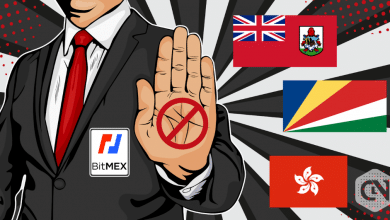 Crypto exchange BitMEX to block users in from Seychelles, Hong Kong, Bermuda